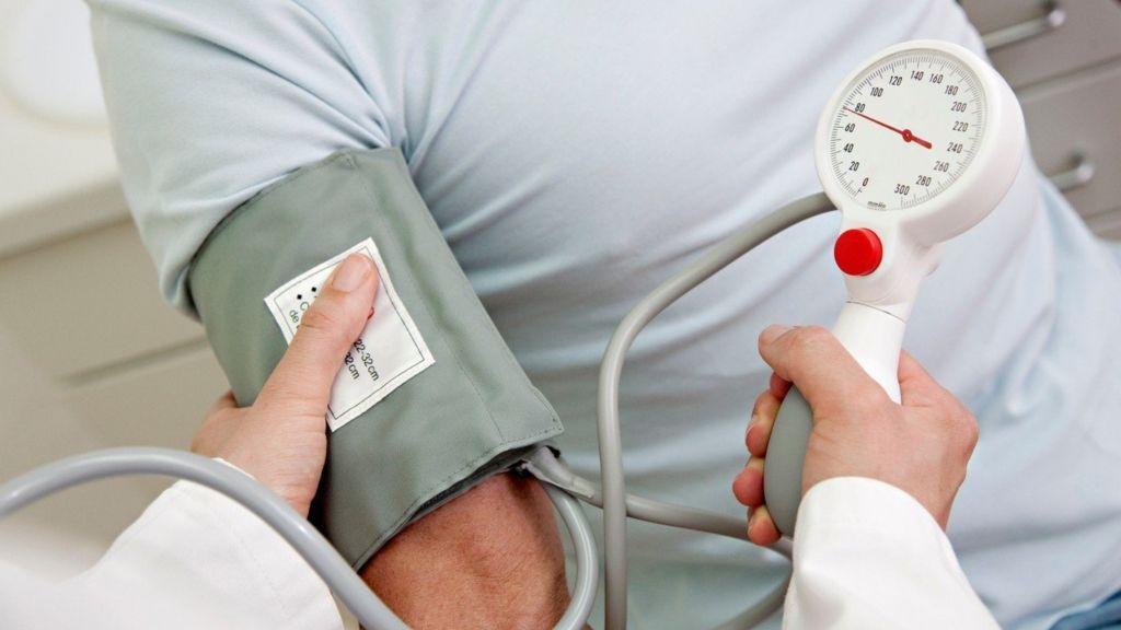 Vérnyomás kalkulátor