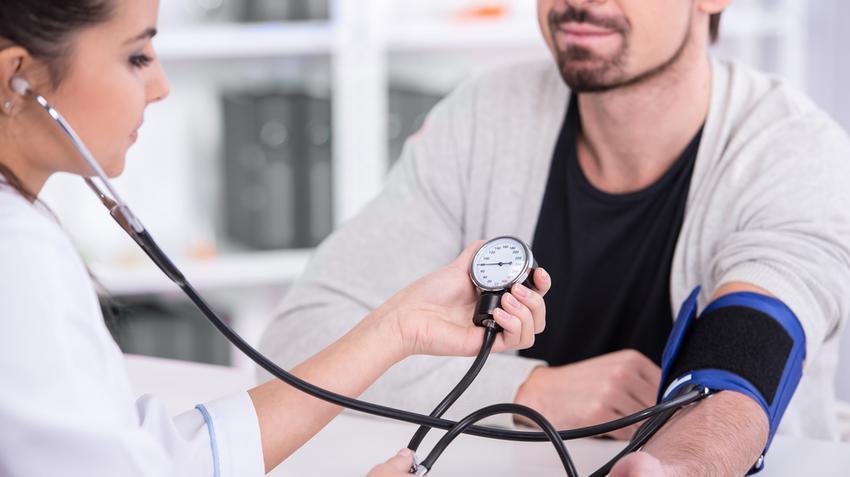 első lépések a magas vérnyomásért