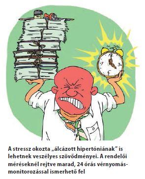 1 és 2 stádiumú magas vérnyomás)