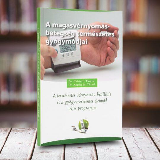 könyvek a magas vérnyomás táplálkozásáról