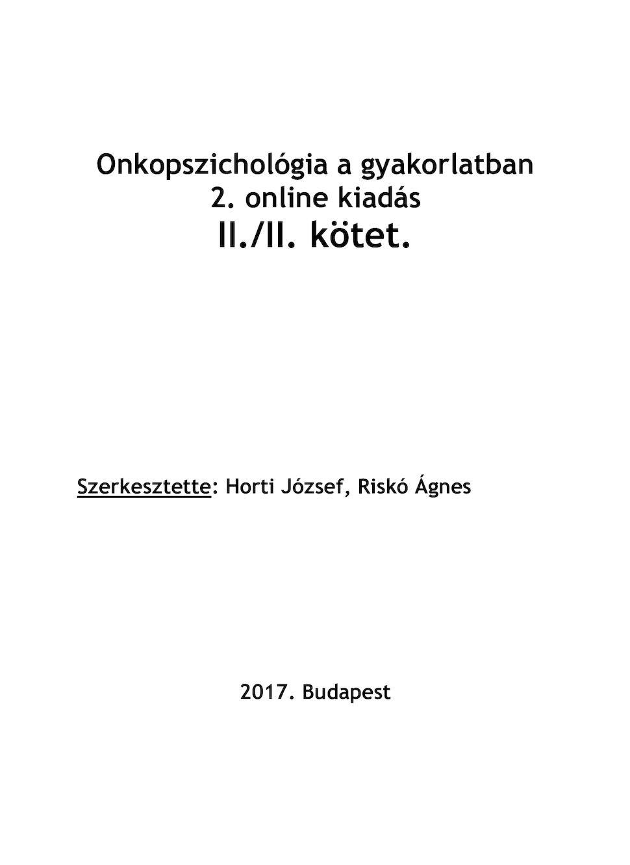 utosfeszt.hu :: tanulmányok