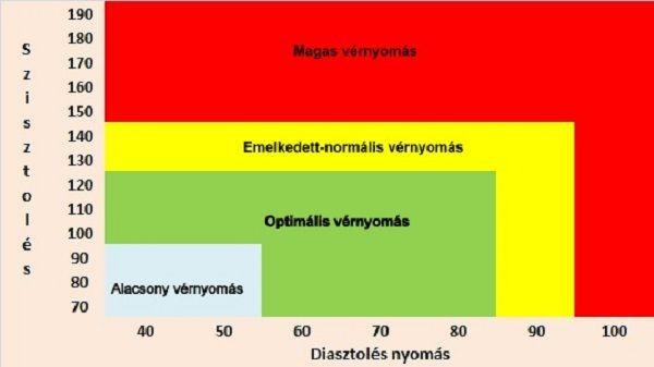 magas vérnyomásos hőhullámok a magas vérnyomás melyik rendszer betegsége