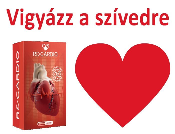 re cardio gyógyszer magas vérnyomás ellen)