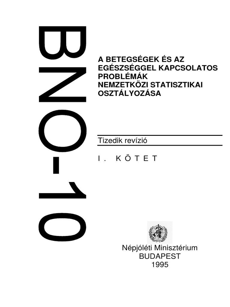 Egészségügyi kódrendszerek – (orvosi) szak(könyvtári) információk