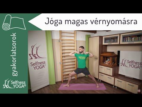 gyakorlatok a magas vérnyomás video)