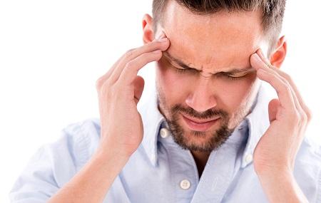 Nem biztos, hogy csak a melegtől pirul ki és fáj a feje