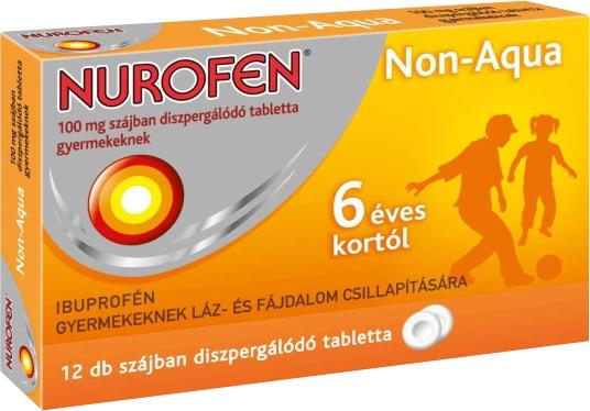 Nurofen Rapid mg bevont tabletta - Széna Tér Patika