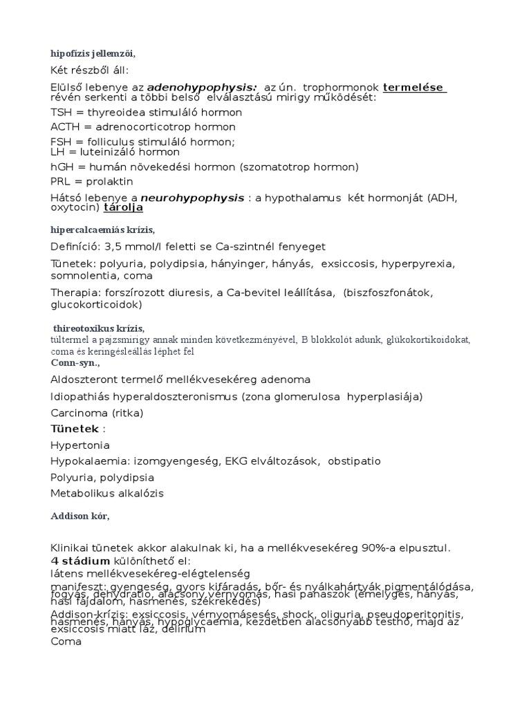 mi a látens hipertónia)