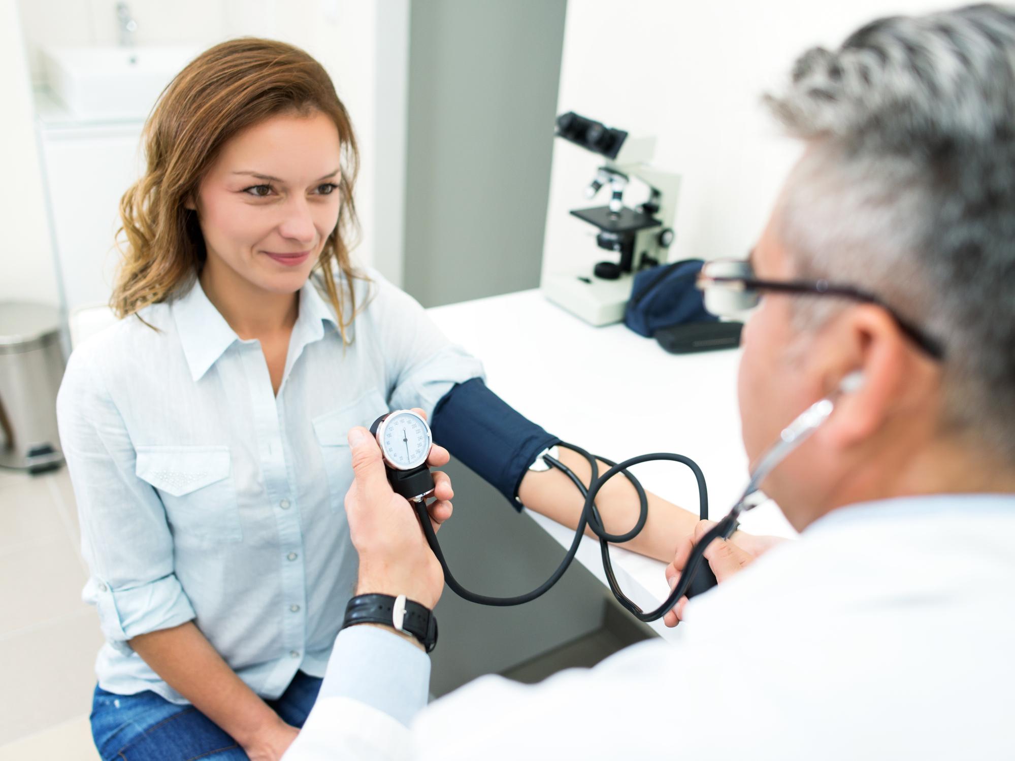 beszélgetések a magas vérnyomás megelőzése)