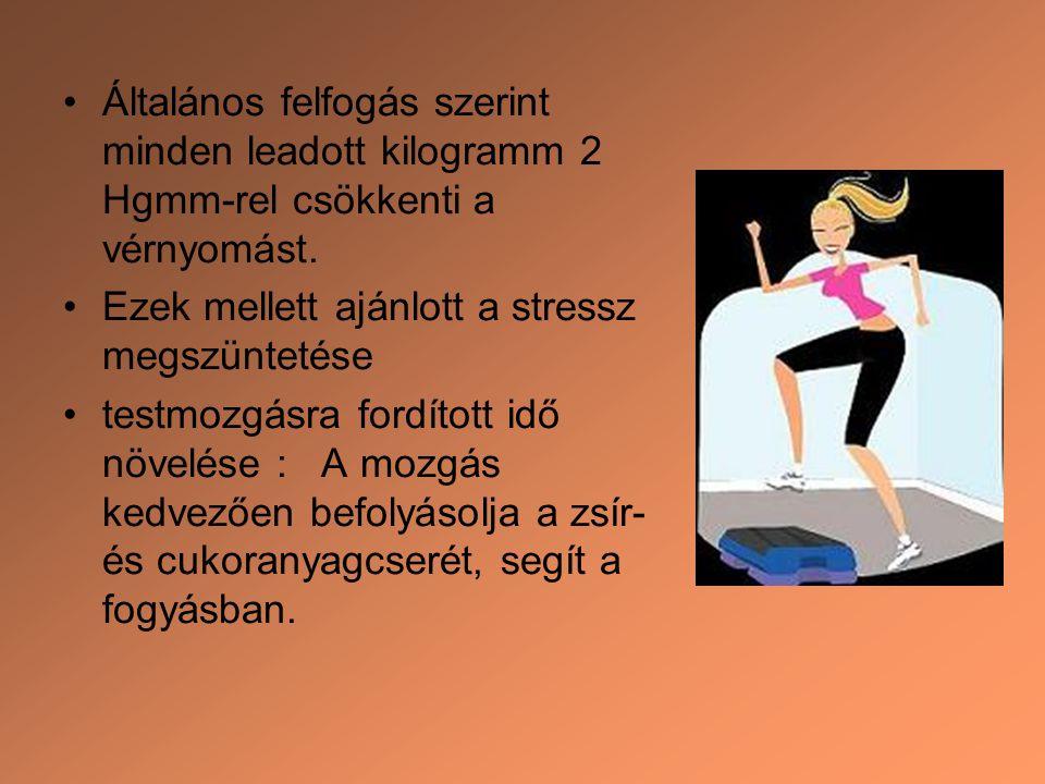 a hipertónia felfogásának hatása magas vérnyomás és kockázatok és fokok
