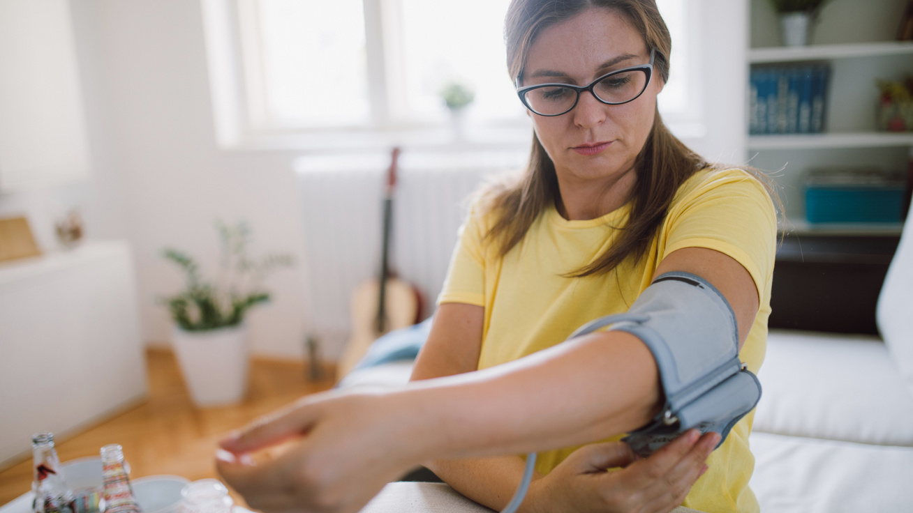 a legkevesebb mellékhatással járó magas vérnyomás esetén)