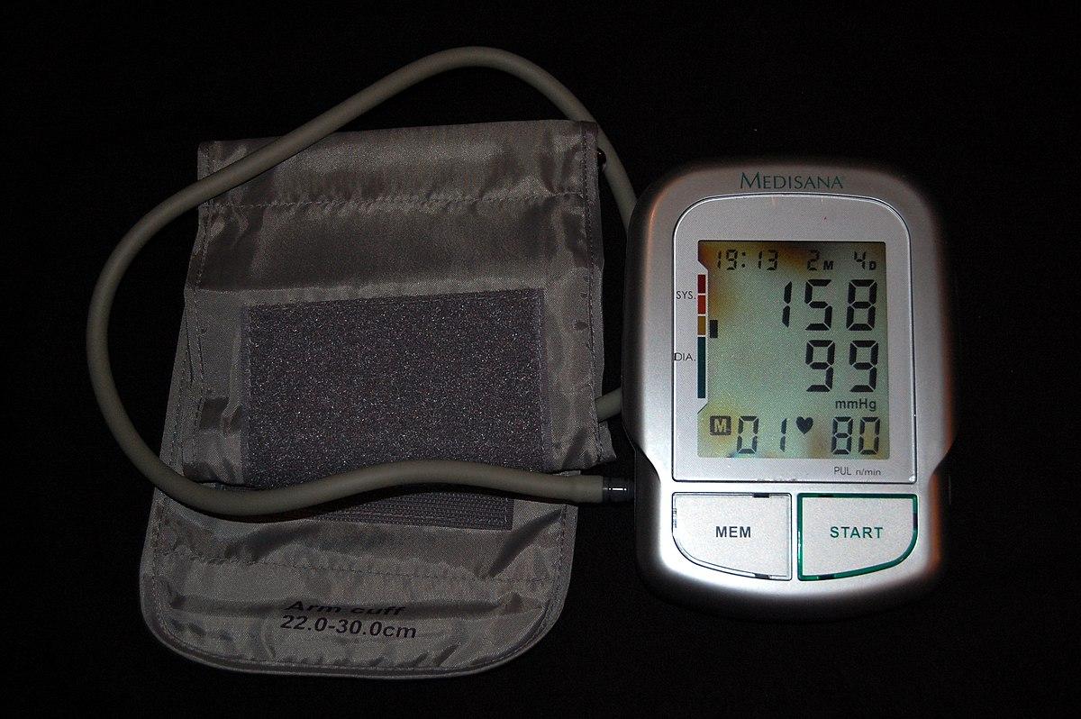hogyan lehet meghatározni a magas vérnyomást a szem által)
