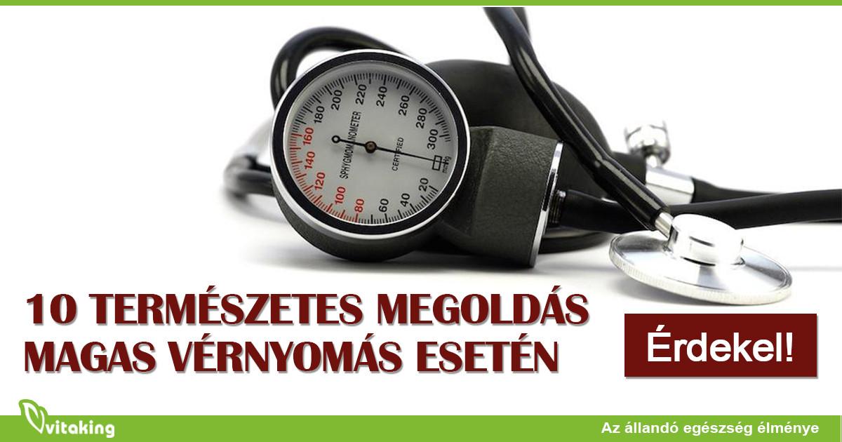 napi rutin magas vérnyomás esetén)