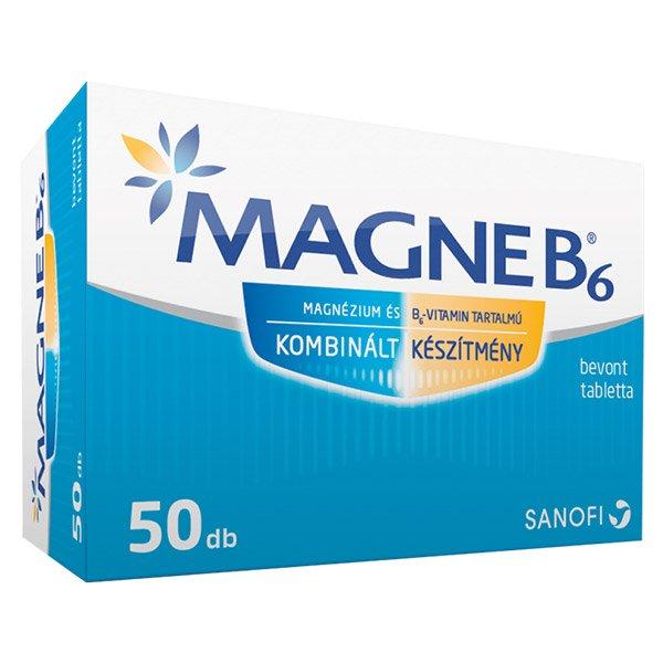hogyan kell bevenni a magnézium b6-ot magas vérnyomás esetén