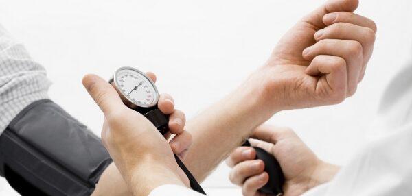 kezdjen futni magas vérnyomás esetén