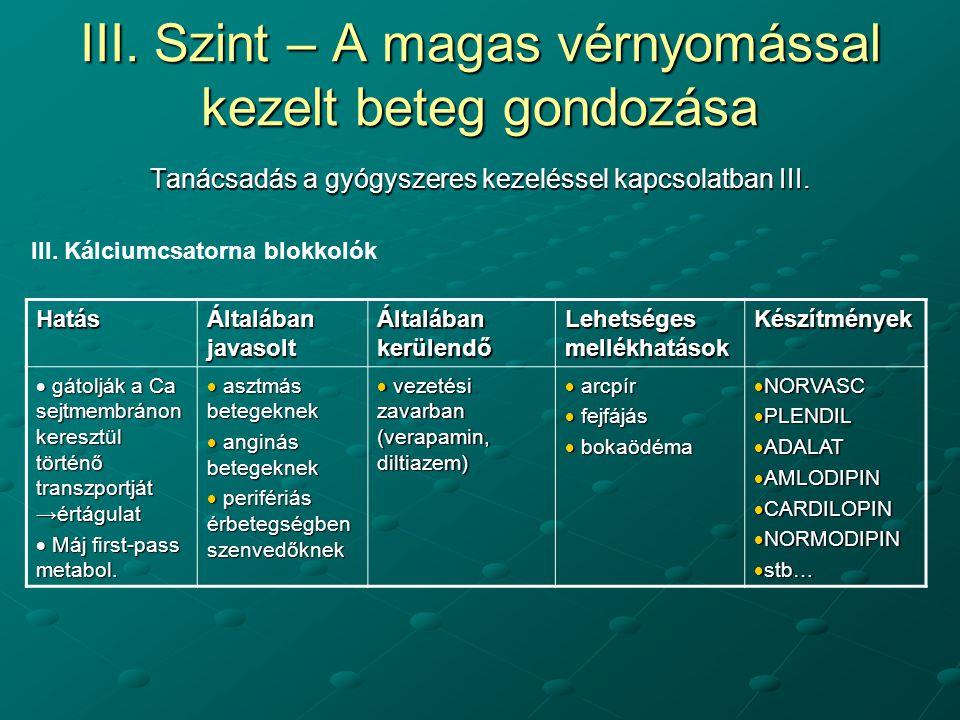 magas vérnyomás II fokú)