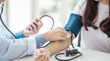 piócák magas vérnyomásának sémája