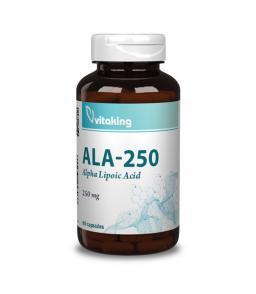 Az ALA (alfa-liponsav) hatásai | Kapszula Center