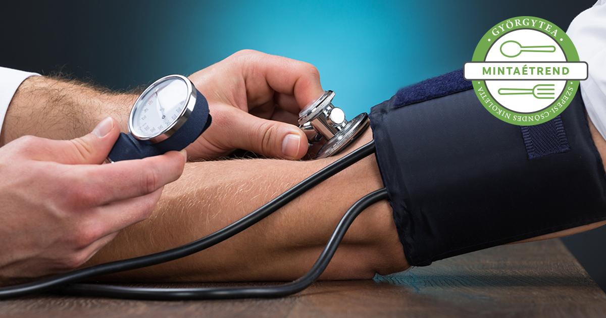 diéta kötőjel magas vérnyomás esetén)