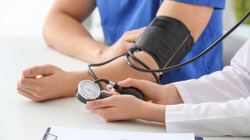 magas vérnyomás klinikája
