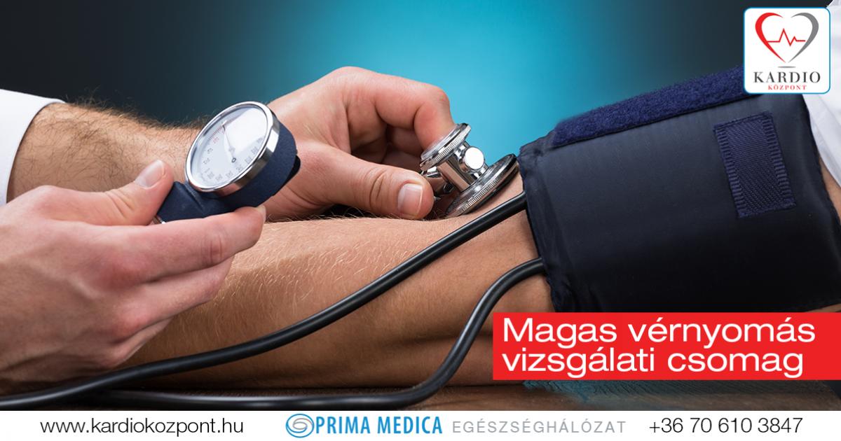 magas vérnyomás vizsgálandó magas vérnyomás és savanyúság