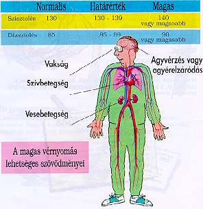 magas vérnyomás nyomás alacsony)