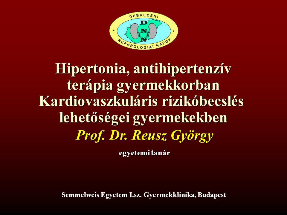 hipertónia farmakológiai előadás