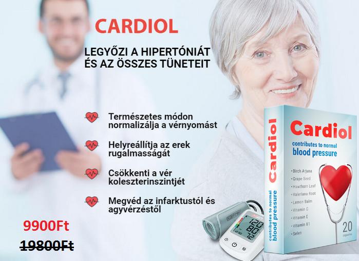 Cardiline – Funkció – Vélemények - utosfeszt.hu - vélemények - hozzászólás - ár