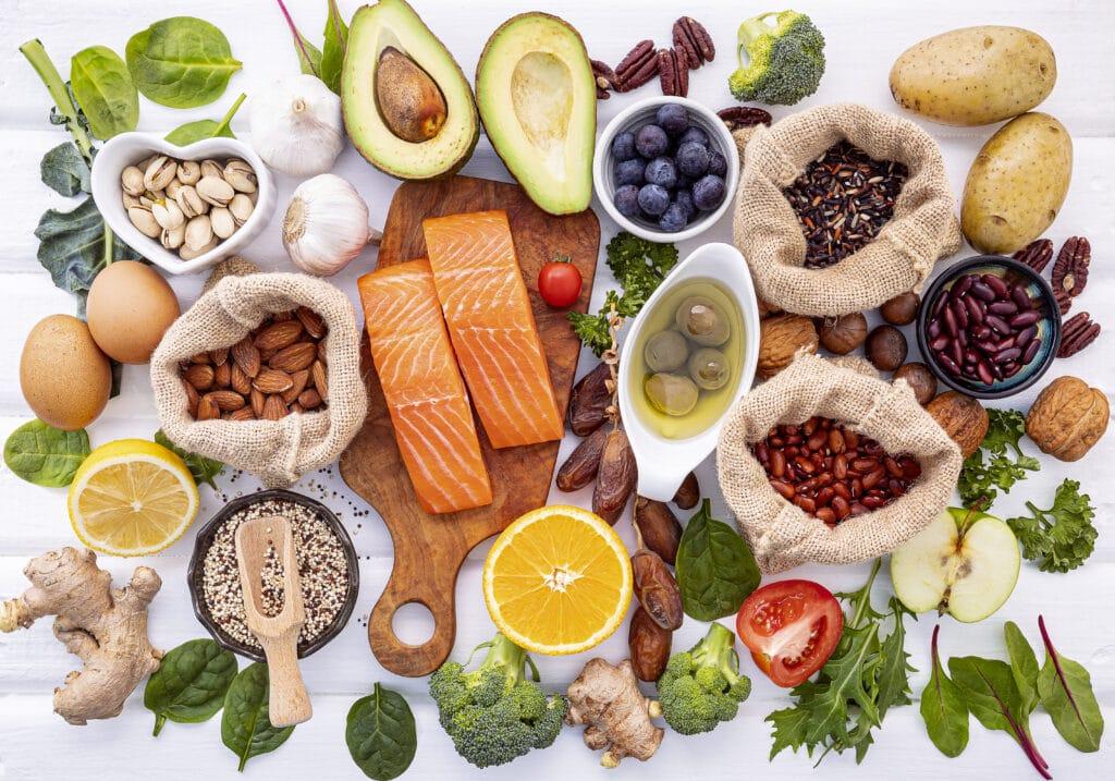 a leghasznosabb élelmiszerek a magas vérnyomás ellen