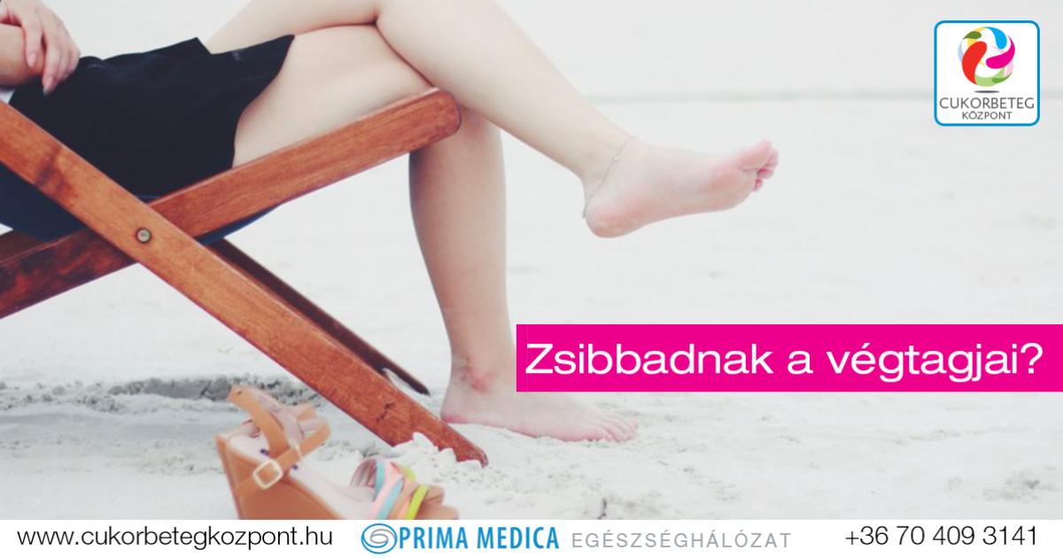 magas vérnyomás láb zsibbad)