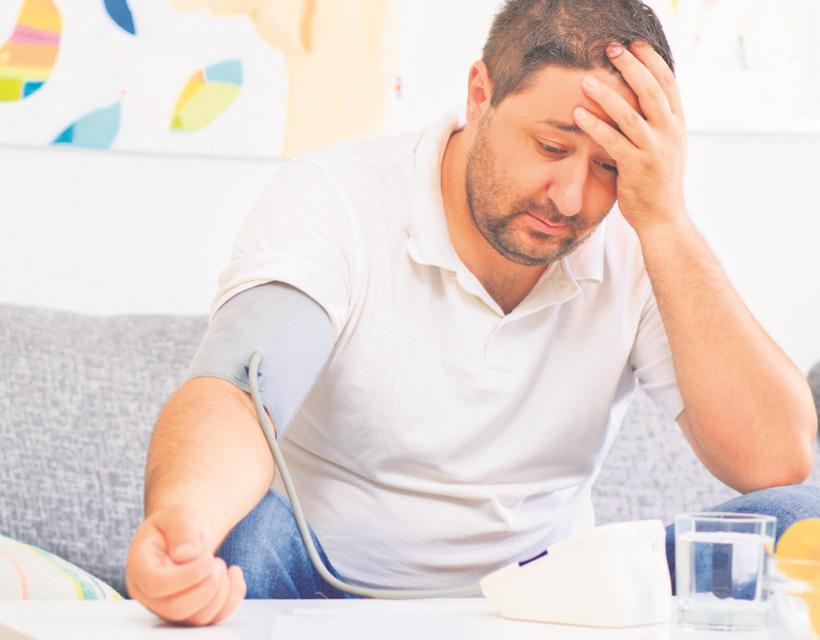 tanács magas vérnyomásban szenvedőknek a hipertónia online kezelése