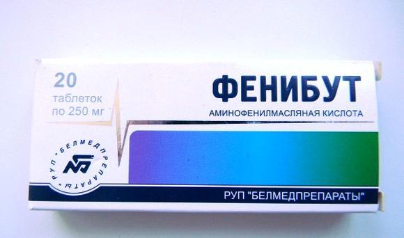 A Phenibut hipertónia esetén alkalmazható)