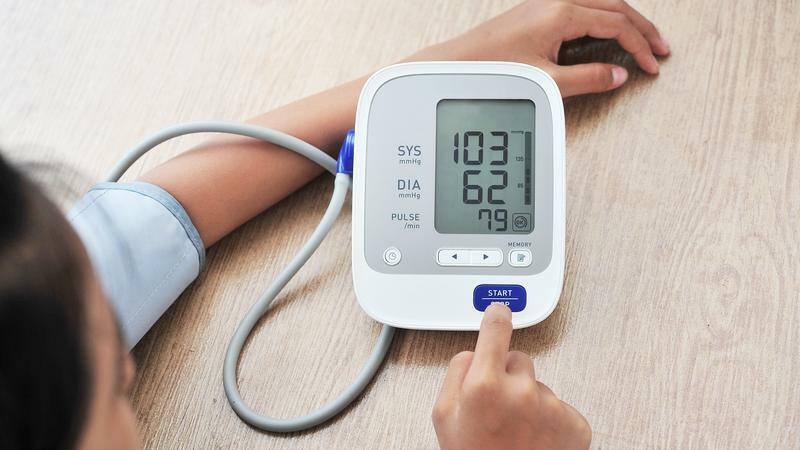 magas vérnyomásos hőhullámok