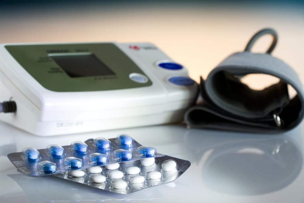 első vonalú gyógyszerek magas vérnyomás ellen