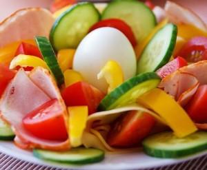 magas vérnyomás elleni saláták