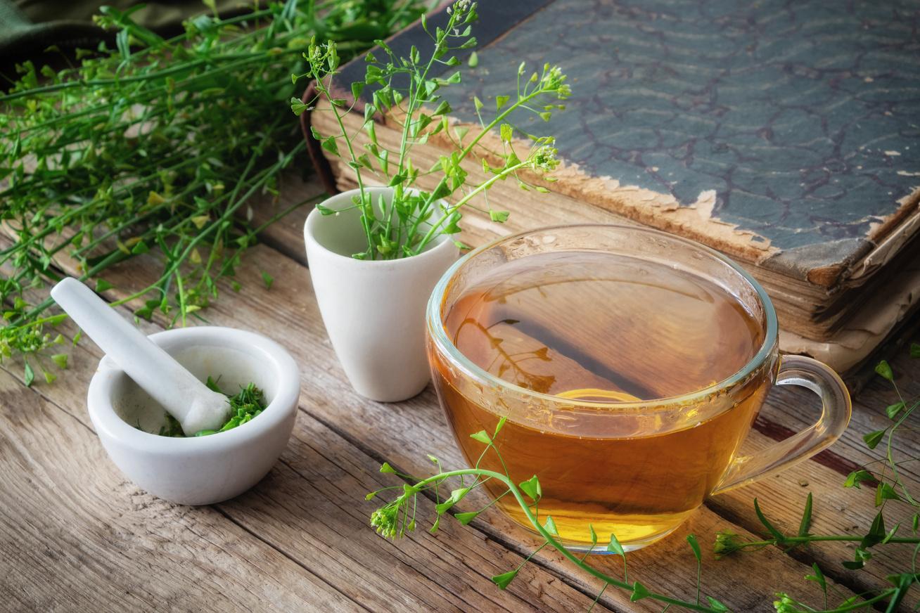 teák a magas vérnyomás kezelésére