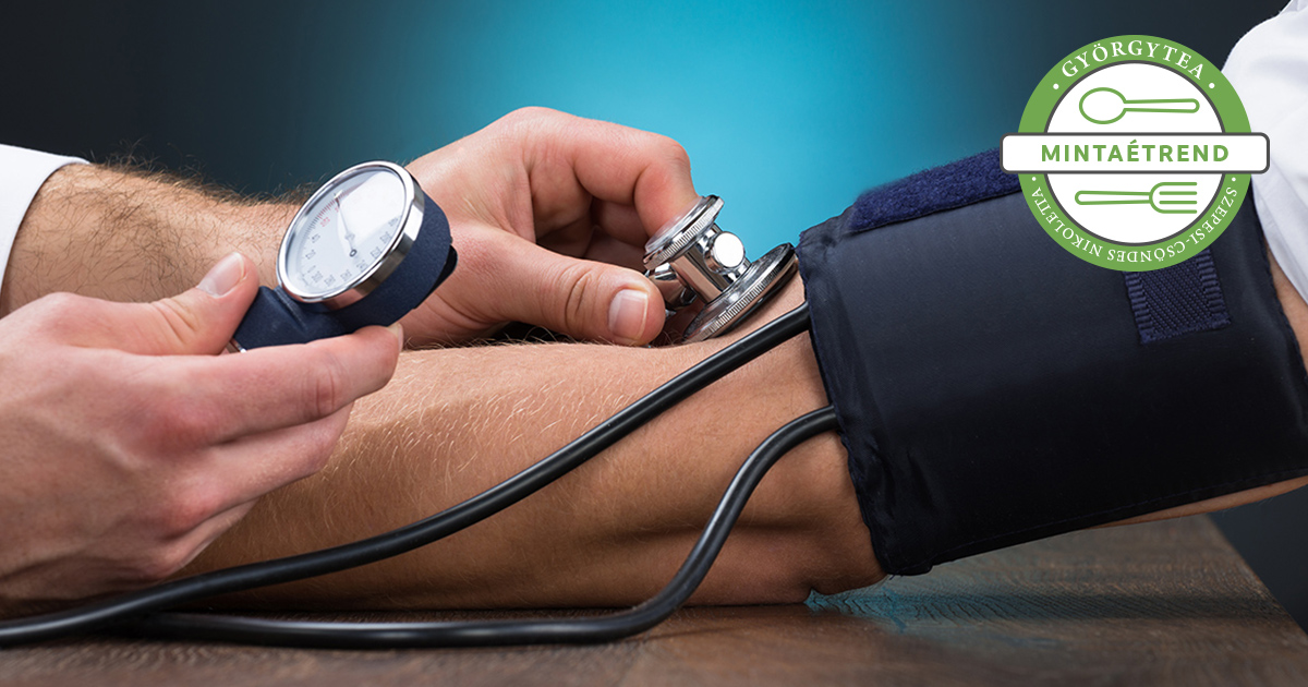 diéta kötőjel magas vérnyomás esetén melyik csoport hipertónia cukorbetegség fogyatékossága