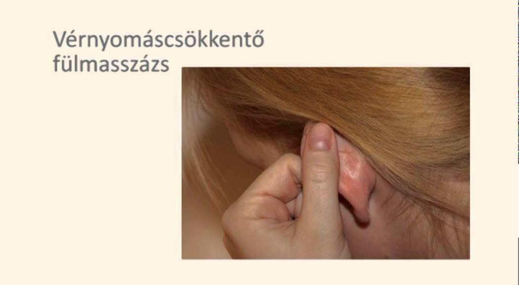 magas vérnyomás akupunktúra)