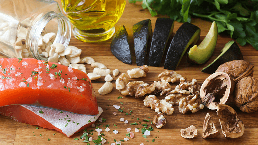 omega-3 és magas vérnyomás