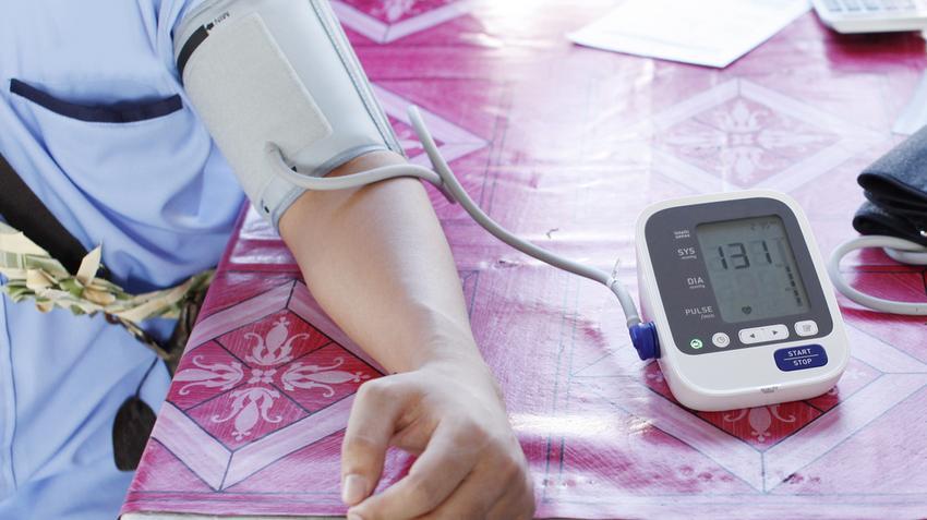 módszer a magas vérnyomás vízzel történő kezelésére