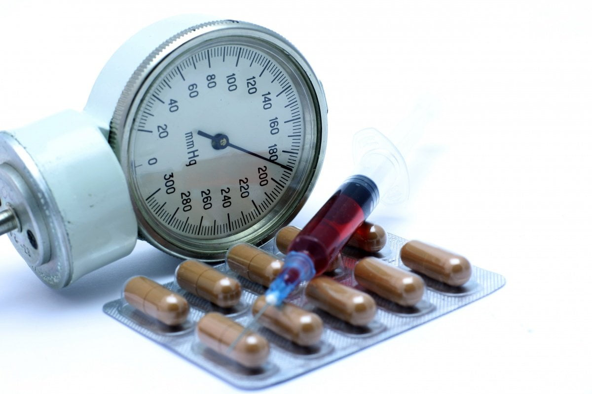 vese hipertónia gyógyszeres kezelése