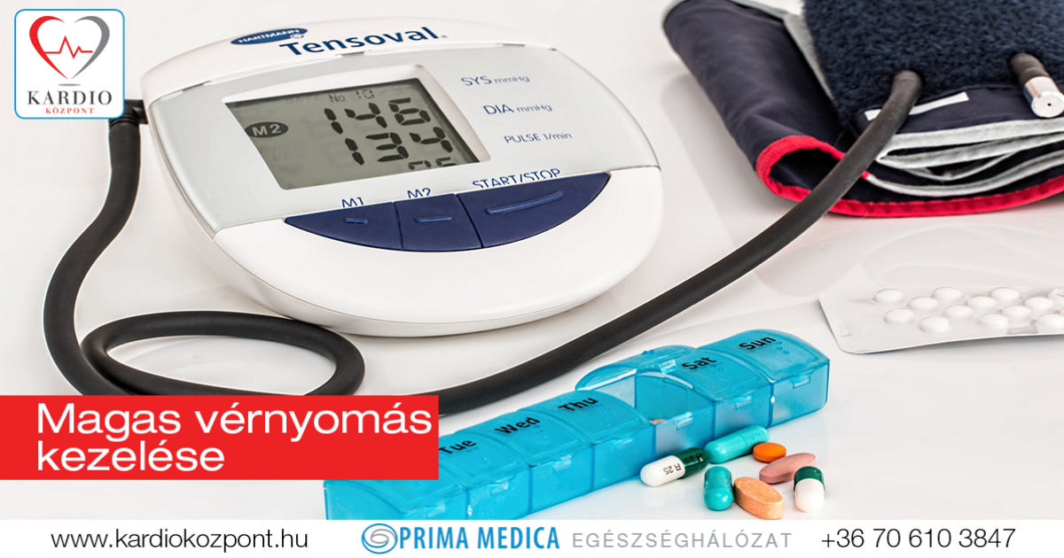 magas vérnyomás elleni gyógyszerek és kezelés)