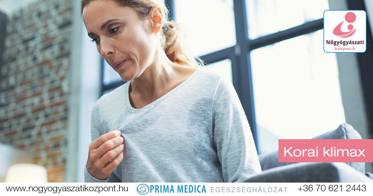magas vérnyomás és a menopauza okai