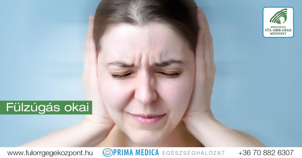 magas vérnyomás és fülzúgás)
