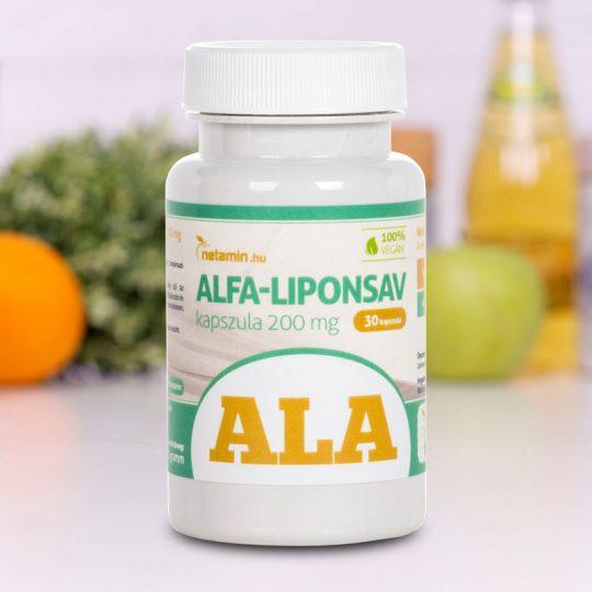 Stroke kockázat csökkentő az alfa-liponsav - Napfényvitamin Kutató és Fejlesztő Vállalat