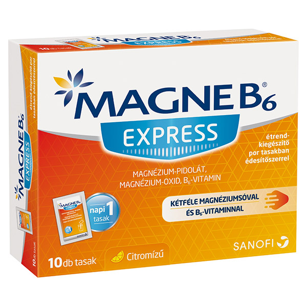 magnézium b6 magas vérnyomás esetén