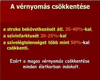 miért nincs magas vérnyomás)