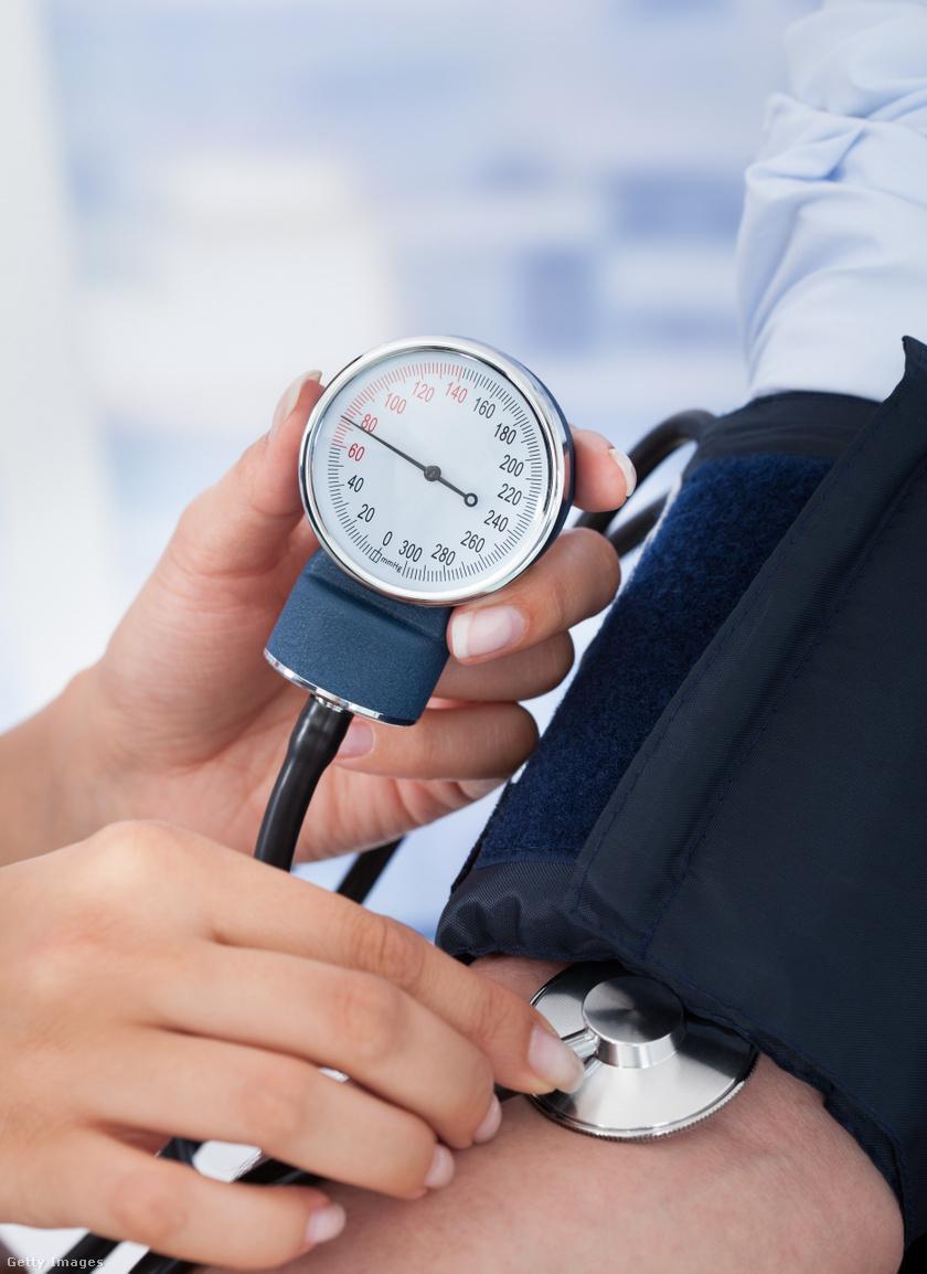 szklerotikus magas vérnyomás kezelés