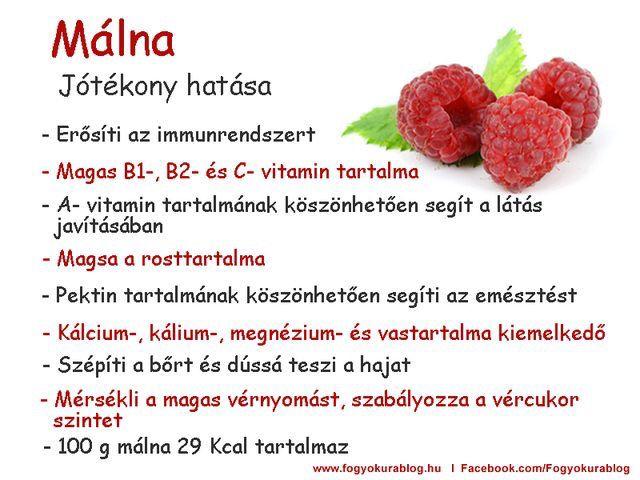 málna magas vérnyomás kezelés)