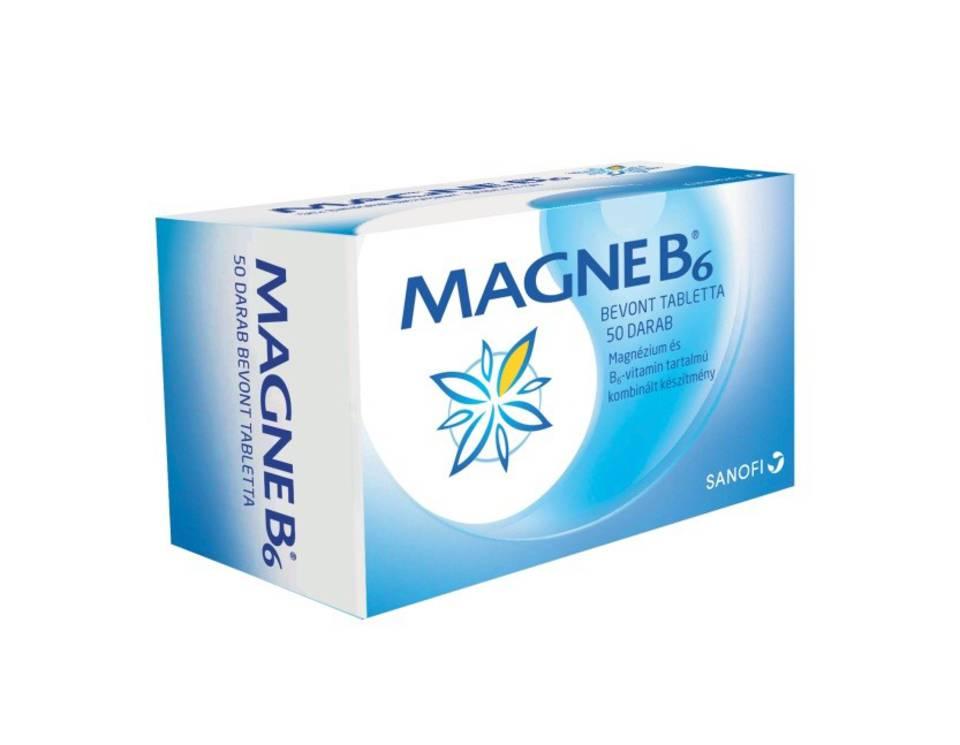 magas vérnyomás kezelése magnéziummal b6 ájulás után magas vérnyomás